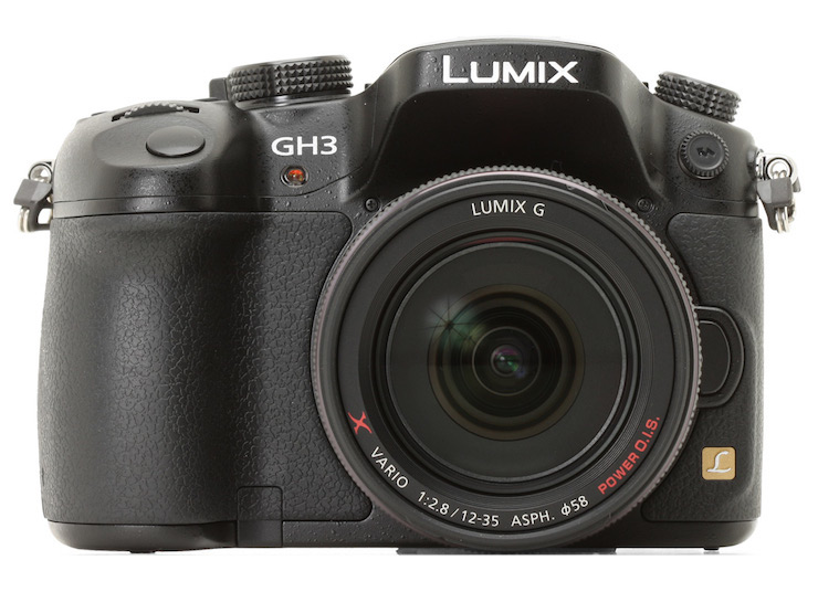Panasonic DMC-GH3