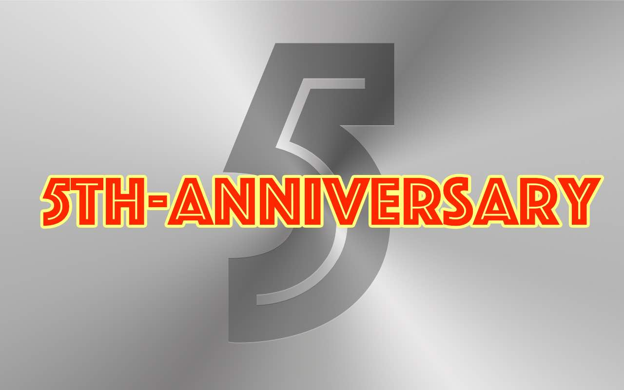 5thaniiversary